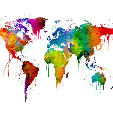category Карты мира